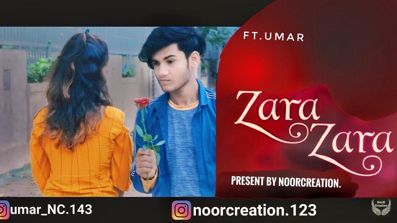 Zara Zara Behekta Hai   Umar Maniyar   Noor Creation