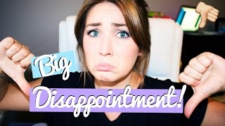 The BIGGEST Disappointment | So Annoyed...