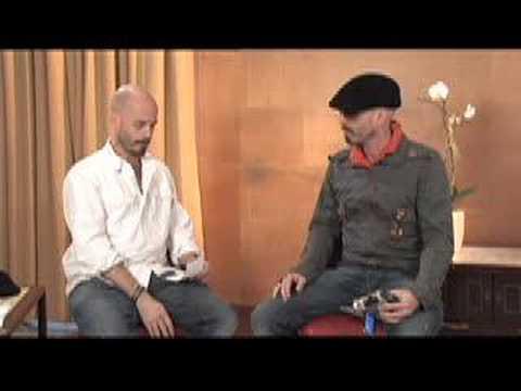 Static Revenger interviews...Moby?!?!