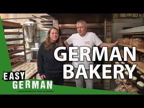 At a German Bakery   Easy German 194