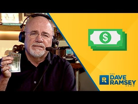 How Cash Changes The Way You Look At Money - Dave Ramsey Rant
