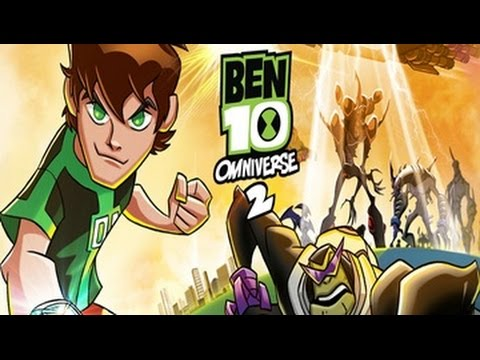 Ben 10 Omniverse 2 Street Fight  Ben 10 Games