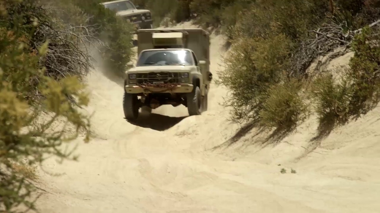 Chevy Square Body Trucks- Born for Adventure - YouTube
