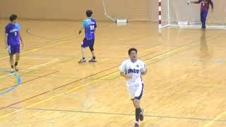 2017/08/12全日本マスターズハンドボール GHBP ARES対湘南シーガルズ(後半1/2)