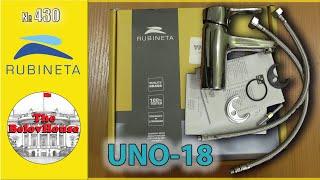 """Смеситель для умывальника """"RUBINETA UNO-18"""" или как заменить картридж в смесителе"""