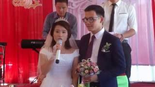 Thu and Duc - Cam on tinh yeu