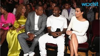 Kim Kardashian and Kanye West's Double Date With Beyonce and Jay Z