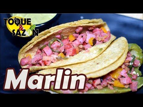 Guiso de MARLIN AHUMADO para Tacos, burritos o tostadas | TOQUE Y SAZÓN