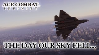 Ace Combat Infinity - PSN - The day our sky fell...(Teaser trailer)