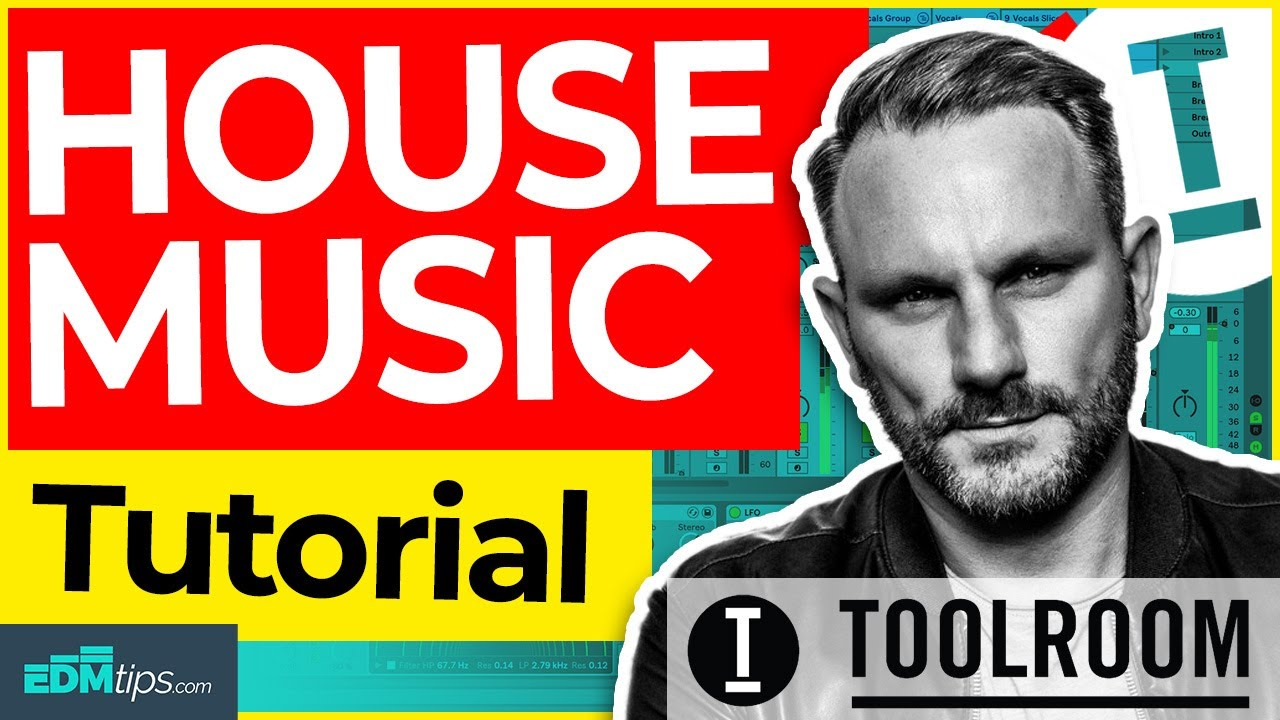 How to Make HOUSE MUSIC (like MARK KNIGHT and TOOLROOM Records) – FREE Ableton Project 🔥😎