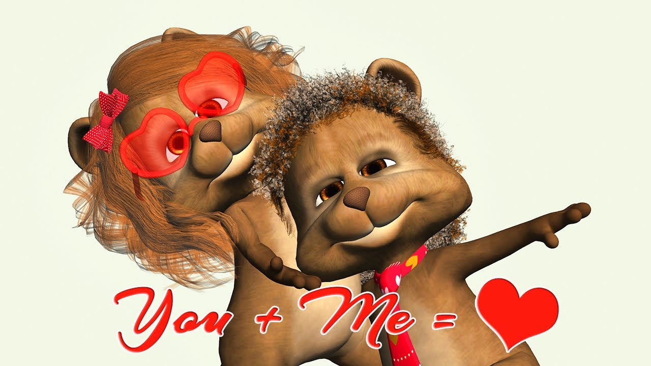 Funny Valentine\u0027s Day Greetings With Teddy Bears   YouTube
