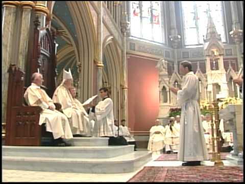 Father Ortega and Father Kwiatkowski Ordination Savannah