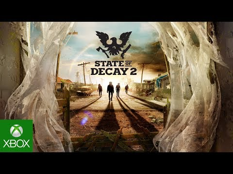 State of Decay 2 - E3 2017 - 4K Trailer