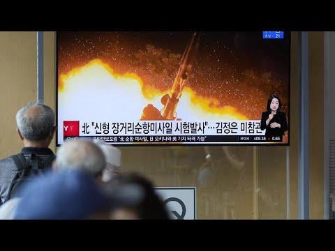 كوريا الشمالية تطلق صاروخا وتطالب أمريكا بوقف -سياستها العدائية- …  - نشر قبل 3 ساعة