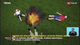 Kronologis Ledakan Granat di Bogor yang Tewaskan Dua Anak - iNews Siang 15/02