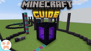 How To Design a Good Nether Hub! | The Minecraft Guide - Tutorial Lets Play (Ep. 29)