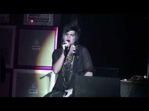 Adam Lambert - Acoustic Whole Lotta Love *IMPROVED VERSION* Fantasy Springs