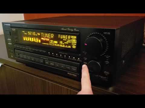 Receiver Pioneer VSX-D1S