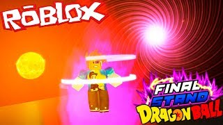 IMPRESIONANTE NUEVA DIMENSION | DRAGON BALL FINAL STAND | ROBLOX