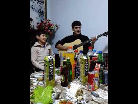 Serdar Annagurbanow - Yanyar icim 2020 (gitara)
