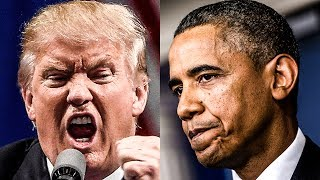 In Unhinged Twitter Rant, Donald Trump Accuses Obama Of Treason