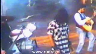 Indian Rock band RudrAGNI [formerly AGNI] - Et Tu Brute (rare, unreleased, music video)