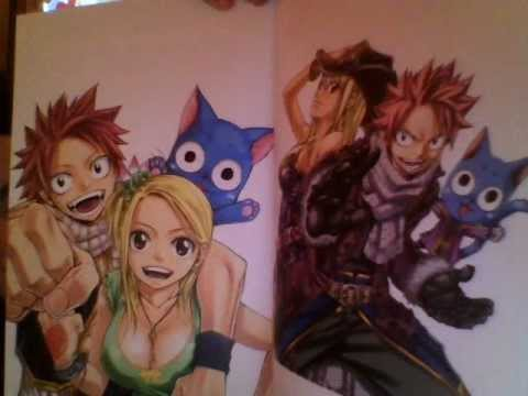 Fairy tail artbook fantasia youtube - Fairy tail fantasia ...