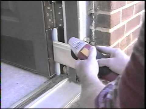 door jamb repair
