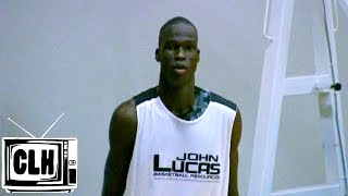 Thon Maker is a BEAST at John Lucas Midwest Camp - Canada Athlete Institute