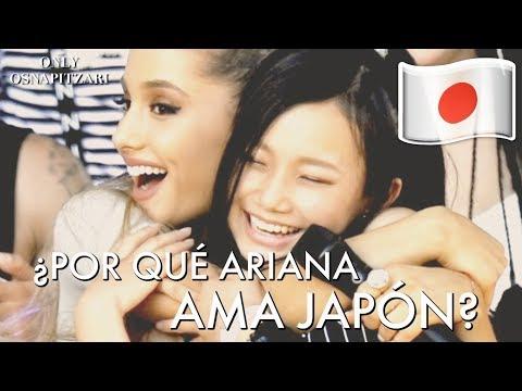 ¿Por qué Ariana AMA JAPÓN? 🇯🇵 | Only Osnapitzari