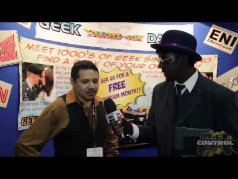 ComicComic: The Riddler s Scarecrow Voice Actor Dino Andrade