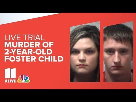 Murder trial of