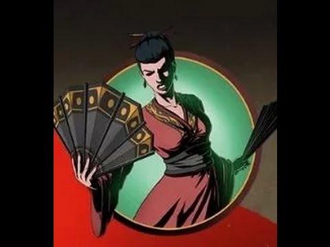 Shadow Fight 2 Shadow Vs Widow