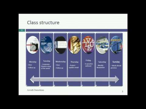 Session 1: Introduction to the Class