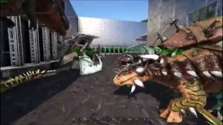 Leps Ark Solo Metal Farming Tips And Tricks