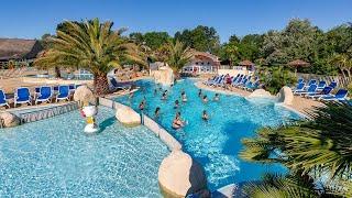 Parc Aquatique du Camping Sandaya Les 2 Fontaines à Nevez - Vacances Bretagne - Sud Finistère