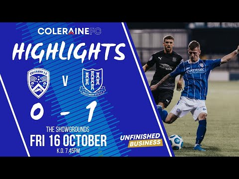 Coleraine Ballymena Goals And Highlights