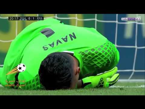 World class action by Real Madrid goalkeeper Navas is sacrificing himself for the league title and l