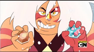 Steven Universe - Jasper Steals the Corrupted Gems (Clip) Gem Hunt