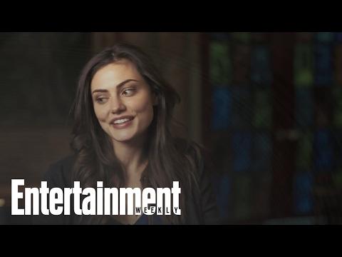 The Originals: Phoebe Tonkin, Joseph Moran & Daniel Gillies On Parenting   Entertainment Weekly