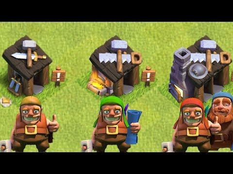 Thumbnail: BUILDER UPDATE THEORY!! | Clash of clans | BUILDER x2 CONCEPT!!