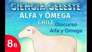 Alfa y Omega  8B  Conversaciones Telepáticas