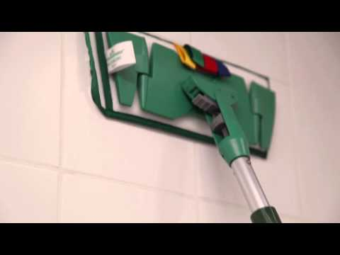 WALLS & GLASS CLEANING