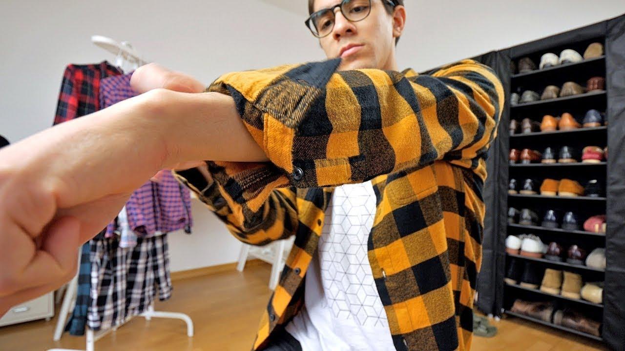 Como Vestir Camisas De Cuadros O Franelas Tips Para Combinarlas Y