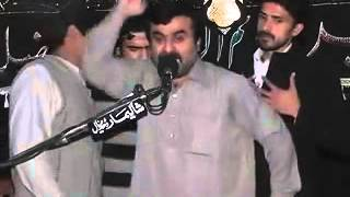 "Zakir Qazi Waseem Abbas "" New Qasida "" 2014 "" Ghar Rehman Ka """