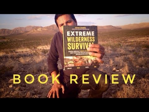 Extreme Wilderness Survival Book: Outdoor Arena Review