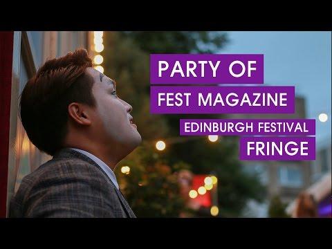 2016 Edinburgh Fringe Festival