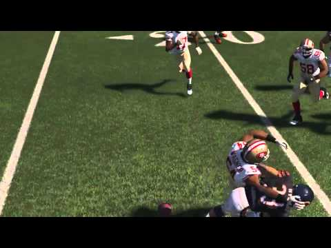 strip the ball in madden 10