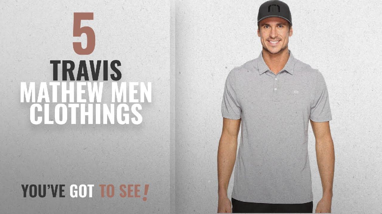 c90578812d50b Travis Mathew Polo Shirts