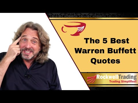 Warren Buffett Quotes on Life and Investment 2018